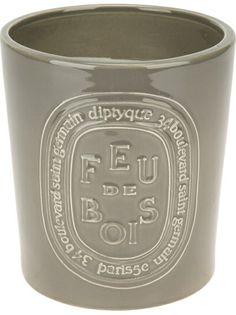 DIPTYQUE 'Feu De Bois' Scented Candle #farfetch #arropame #wonderfulstore