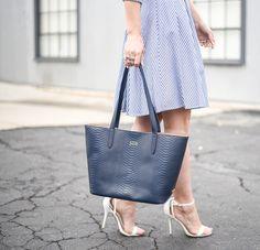 GiGi New York   Black Teddie Tote   Visions Of Vogue Fashion Blog