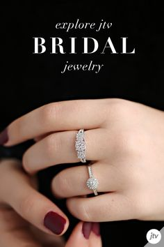 Complete your look with bridal rings, earrings, necklaces and sets for every style and member of the wedding party. Bridal Rings, Wedding Jewelry, Jewelry Box, Jewelery, Bridal Bangles, Pandora Jewelry, Heart Engagement Rings, Mother Birthday Gifts, Black High Heels