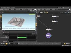 Houdini Tutorial - Edge displacement shader VOPSOP - YouTube