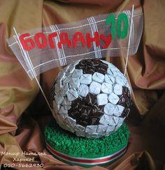 Gallery.ru / Фото #86 - Скульптурные композиции из конфет - monier