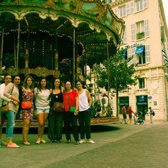 Marsella. Viaje con amigas. Junio 2014