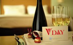 Valentine's Package 2015! Indulge yourself to: Dinner + Accommodation + Breakfast @ Elefsina Hotel