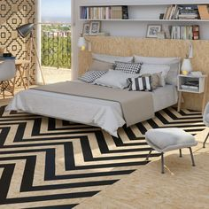 If you are looking for unusual and fun products then this natural and black striped chipboard tile is for you. These decor tiles can be used in so many ways. Technical Information: Floor/Wall Tiles, Frost-Proof, Rectified, Easy Clean, Medium Shade Variation