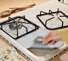 Copri fornelli! Molto più semplice pulire così!