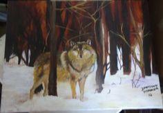 Polish-wolf-original-acrylics-painting