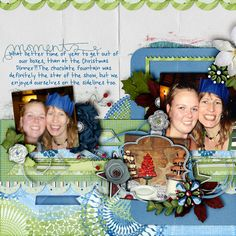 Fresh & festive  Kit: Fresh & Festive - Scrappy Cocoa  Template: Templation So Thankful - Scrappy Cocoa  Font: The Kala