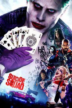 Suicide Squad (2016) posters - Superhero Movies