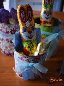 Hase in der Dose Easter, Do It Yourself