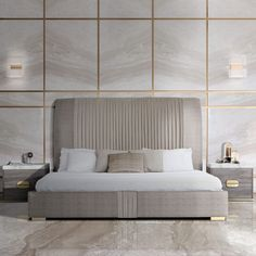 Luxury Furniture - Exclusive, Designer, High End Furniture Modern Luxury Bedroom, Luxury Bedroom Design, Modern Master Bedroom, Master Bedroom Design, Luxurious Bedrooms, Master Bedrooms, Italian Furniture Design, Luxury Furniture, Bed Headboard Design