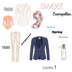 Sweet Cosmopolitan