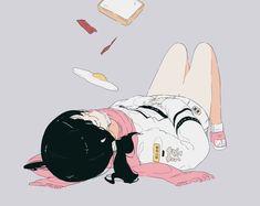 Aesthetic Drawing, Aesthetic Art, Aesthetic Anime, Comics Illustration, Illustrations, Anime Art Girl, Manga Art, Manga Poses, Wow Art
