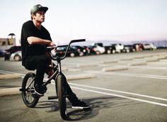 Stevie Churchill Federal ONSOMESHIT BMX by John Hicks