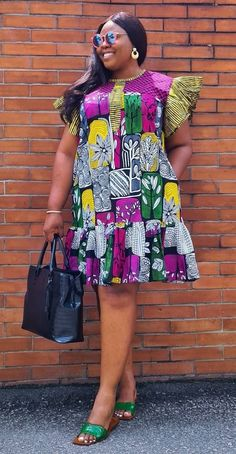 Short Ankara Dresses, African Dresses For Kids, Latest African Fashion Dresses, African Print Fashion, Dress For Girl Child, Lace Dress Styles, Stylish Work Outfits, African Attire, Facts