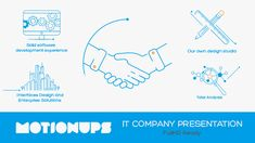 Buy IT Company Presentation by Motionups on VideoHive. If you want to tell everyone about your IT-company, then this template is exactly what you need. Basically, it's a s. Company Presentation, Ad Company, Interface Design, Software Development, Color Themes, Teaser, How To Introduce Yourself, Internet Marketing, Behance