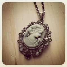Purchased my first Cameo in Pompeii, Italy hand carved by the infamous artist Vincenzo! So chic!