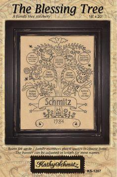Kathy Schmitz: The Blessing Tree