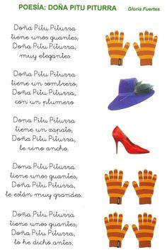 Doña Pitu Piturra -   Gloria Fuertes