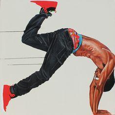 The Official website of Fahamu Pecou, visual/performing artist & scholar. Fahamu Pecou is the Shit! African American Art, American Artists, African Art, Famous Black Artists, Seattle Art Museum, Expositions, Museum Of Contemporary Art, Tours, Paris