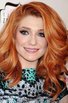 Astonishing Hair Color Inspiration Rose Gold A Rich Twist On Strawberry Short Hairstyles Gunalazisus