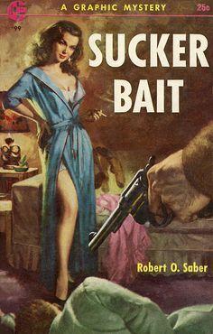 Image result for pulp fiction novel cover art
