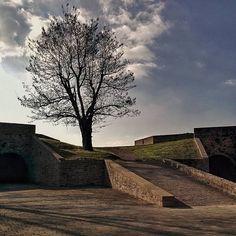 Igual si, igual no... ¿conoces este rincón de Pamplona? Una fortificación que asombra a propios y extraños. (By @amaroveigas - #Instagram) --> http://www.turismo.navarra.es/esp/organice-viaje/recurso/Patrimonio/3005/La-Ciudadela.htm