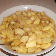 Fotografie receptu: Voňavý jablečný kompot
