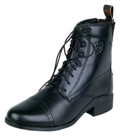Ariat Paddock Boots Womens English Heritage III Lace Black 10000811: http://www.amazon.com/Ariat-Paddock-English-Heritage-10000811/dp/B0026LXLQQ/?tag=greavidesto05-20