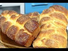 Receita de Pão doce Caseiro Tradicional Especial Fácil Por Culinariaterapia - YouTube