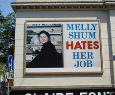 Melly Shum hates her job - Kenneth Lum