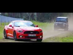 2015 Ford Mustang 5.0L GT Fastback AT: TRACK TEST & Reviews