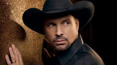 Garth Brooks - another Oklahoma country singer.  It was great to see him perform recently on the music awards show.  Miss him!  Now this man is a performer for real!