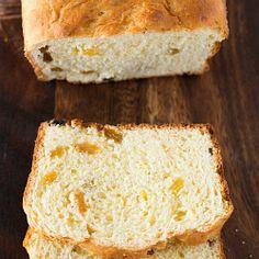 Paska Bread (Ukrainian or Polish Easter Bread)