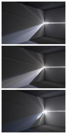 Chris Fraser's Light Installations | Trendland: Fashion Blog & Trend Magazine (Use my overhead projector in some way)