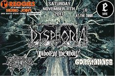Long Live The Loud 666: DYSPHORIA,BLOOD OF THE WOLF,GORPHANAGE,EVERETHING ...