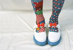 Guh! So cute! Sanrio Hello Kitty Dr. Marten Mary Janes