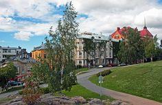 Puolalanpuisto, Turku.