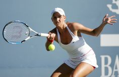 Tatiana Golovin - Bank of the West Classic Day 2