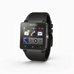 Pin for Later: The Apple Watch Isn't the Only One Worth Your Money Sony SmartWatch 2