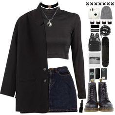 cute grunge outfits teen girls (1)