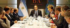 Pregon Agropecuario :: LA MESA AGROPECUARIA DE LA PROVINCIA DE BUENOS AIRES SE REUNIÓ CON SCIOLI - Editoriales y Columnas - Participación gremial y política