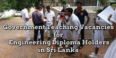 Government Teaching Vacancies