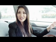 Hair Tutorial: On-the-go Natural Curly Look - YouTube - Curling your hair in the car - wow. - from Wendy's Lookbook.