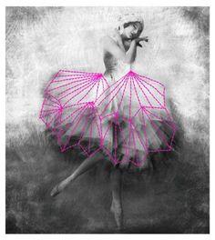 Geometric Ballerina