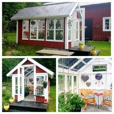 ✪ В гости по Уютным домам•·˙˙✰ — ✪ Оранжерея, в саду. /Парники не добавляем!/ | OK.RU