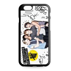 5seconds Of Summer Stereo iPhone Heavy Duty Case
