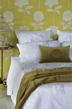 Bianca Lorenne..fine linens from NZ