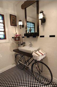 unique bathroom vanities | Seven Unique Beach Bathroom Vanities & Sinks | Coastal Cottage Decor