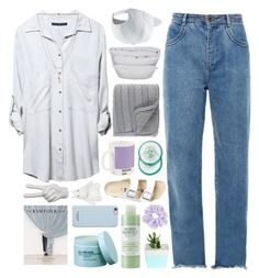 """""""Fridelia"""" by etheras ❤ liked on Polyvore featuring Chloé, Zara, Forever 21, NIKE, By Nord, Surya, Radstudio!, Isaac Mizrahi, W2 Products and The Body Shop"""