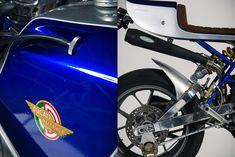 Monster Mash - Il Furicone Ducati Pantah ~ Return of the Cafe Racers    SergioS